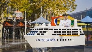 Little Carnival is Australia's newest and smallest Ship