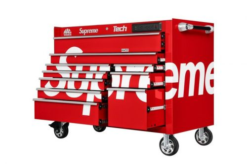 Supreme Teases Collaborative Mac Tools Workstation Release
