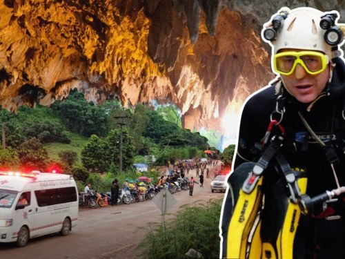 The Thai soccer coach taught his team to meditate in the flooded cave - and it may have played a powerful role in keeping them alive