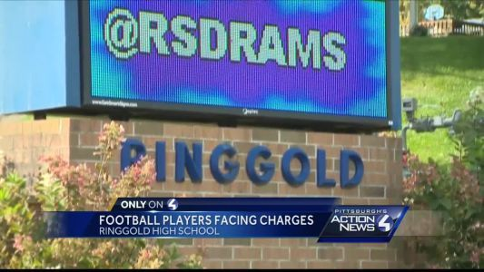 Ringgold High School football players facing charges