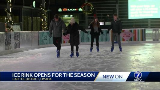 'It's great for families': Capitol District ice rink opens