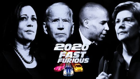 Who All the 2020 Democrats Are as Fast and the Furious Characters