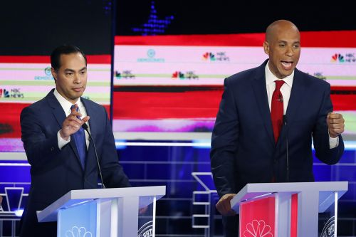 Booker and Castro accuse DNC of excluding minorities