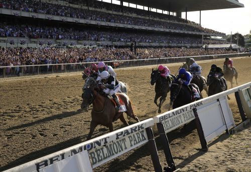 Belmont Stakes set for June 20 without fans, will lead off Triple Crown