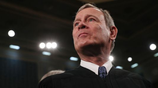 Chief Justice John Roberts Rebuked Trump This Term. What's He Up To?