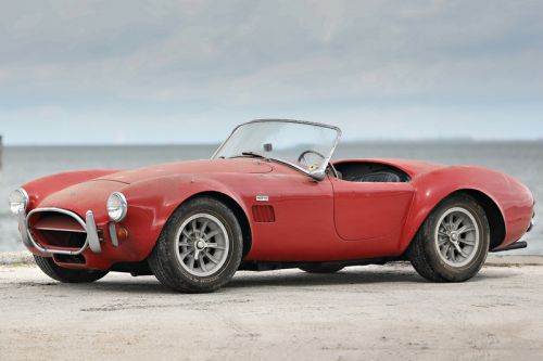 This 1967 Shelby 427 Cobra Was Found in a Barn in Near Perfect Condition