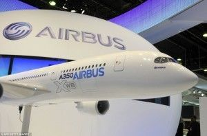"`Viking' armed with new ""Airbus"" plans trans-Atlantic raid"