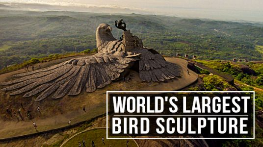 World's largest bird sculpture to be inaugurated in Thiruvananthapuram