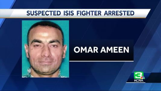 Home of suspected ISIS member raided in Sacramento