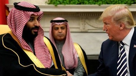 Trump praises Saudi Arabia for lowering oil prices, urges cheaper crude