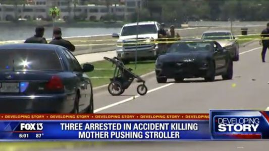 Mother Killed, Child In Critical Condition After Being Hit By Street Racing Teens