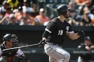 Orioles use HRs by Villar and Jones to beat White Sox 8-4