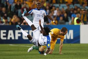 Australia qualifies for World Cup with 3-1 win over Honduras
