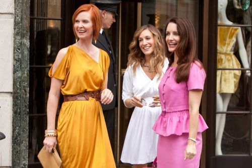 SJP shares first glimpse of 'Sex and the City' without Kim Cattrall