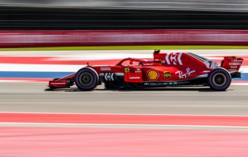 Here is Your 2018 F1 U.S. Grand Prix Mega Photo Gallery