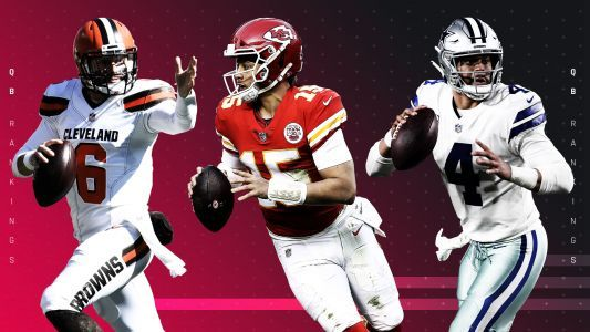 NFL quarterback rankings for 2019: Best to worst, 1-32