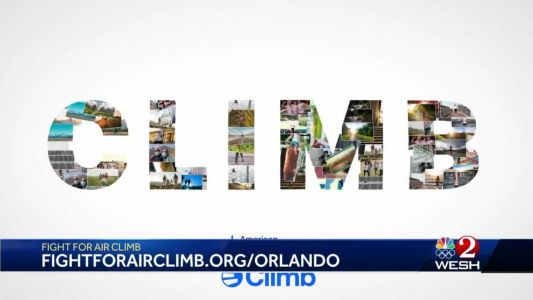 Fight for Air Climb event coming up in March