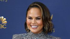 Chrissy Teigen's 2019 Begins With A Hilariously Awkward Moment On Live TV