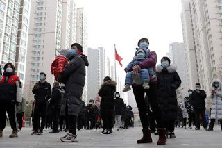 Another Chinese city goes into lockdown amid new COVID-19 threat