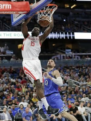 Magic rally in fourth quarter to beat Rockets 116-109