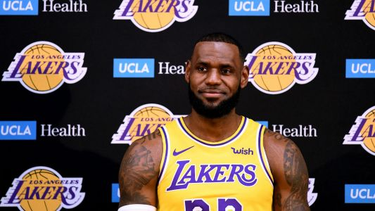 LeBron James focusing on patience after first Lakers practice: 'Every day will be a better learning tool'