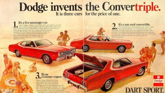 It's Time We Bring Back Car Advertisements from the 1970s
