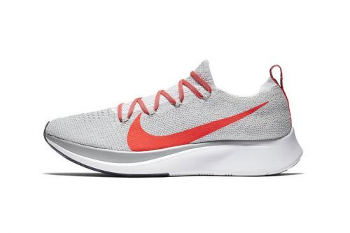 """Nike's Zoom Fly Flyknit Receives a Jolt of """"Bright Crimson"""""""