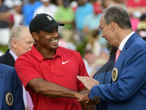 'I just can't believe I pulled this off': Tiger Woods completes remarkable comeback, wins first title in five years
