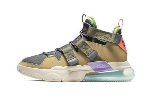 Nike Expands its Air Edge 270 Line With an Earthy Colorway