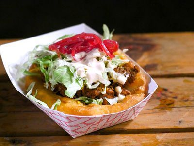 Watch: Sweet and Savory Fry Bread at Seattle's Only Native American Food Truck