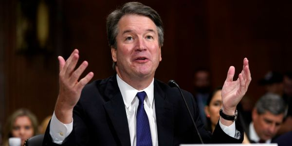 Democrats are demanding Brett Kavanaugh's impeachment over a new sexual misconduct allegation