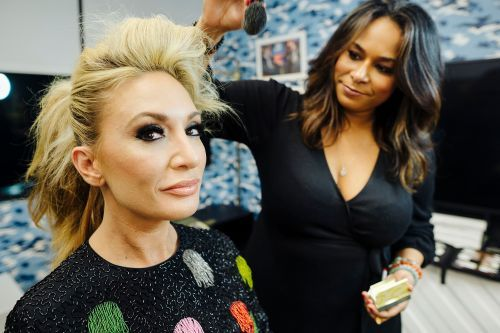 Meet the makeup artists who paint Bravo's 'superglam' faces