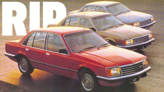 Australia's Once-Beloved Holden Commodore Is Now Dead