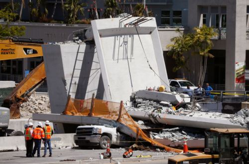The Collapsed Florida Pedestrian Bridge Might Have Been A Disaster Waiting To Happen