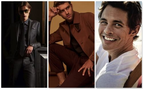 Week in Review: Dsquared2, Max Motta, James Marsden + More