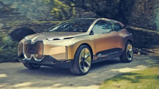 The BMW Vision iNext Concept Is BMW's Funky Autonomous Electric Crossover Future