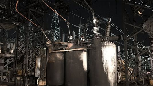Islandwide blackout hits Puerto Rico; officials probe cause