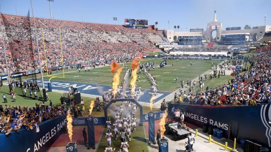 Rams offer free tickets to Chiefs game to first responders, tragedy victims