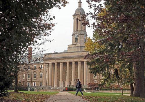 Penn State announces first student death from COVID-19
