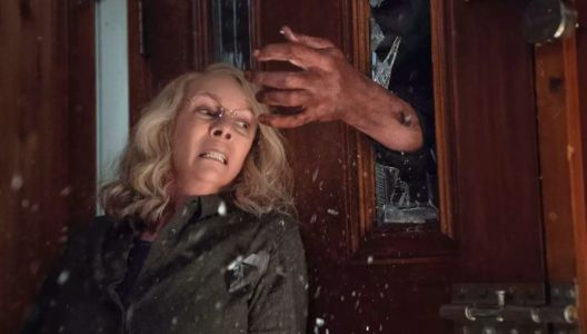 Jamie Lee Curtis fired back at Fox News after it criticized her for using guns in the new 'Halloween' movie