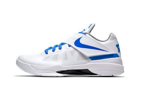 "Nike's KD IV Returns In ""Battle Tested"" Form"