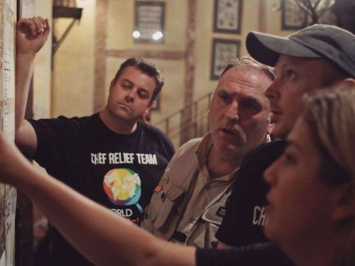 José Andrés and World Central Kitchen Are Feeding Thousands in Guatemala
