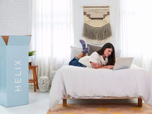 My hed: Save $125 on custom Helix Sleep mattresses - and more of today's best deals from around the web