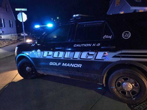 Police: Man hospitalized, suspect at large after Christmas night shooting in Golf Manor