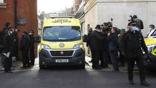 Prince Philip moved to another hospital to be treated for infection