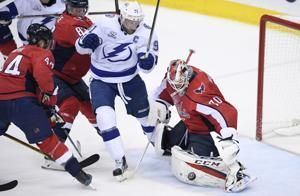 Special teams lift Lightning back in East final against Caps