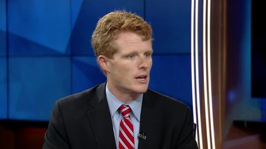 On The Record: Rep. Joe Kennedy talks about new health care bill