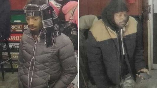 2 people sought in connection with Pratt Street shooting