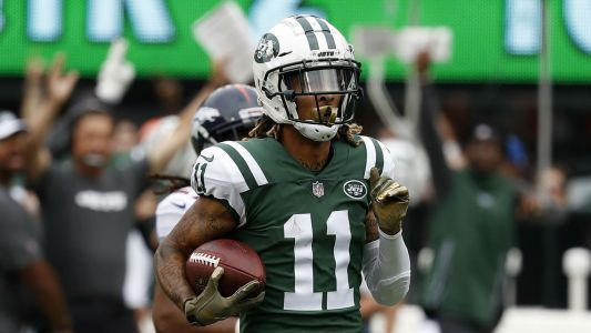Robby Anderson injury update: Jets WR doubtful against Bears