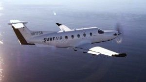 Surf Air supports bitcon and ethereum payments for memberships